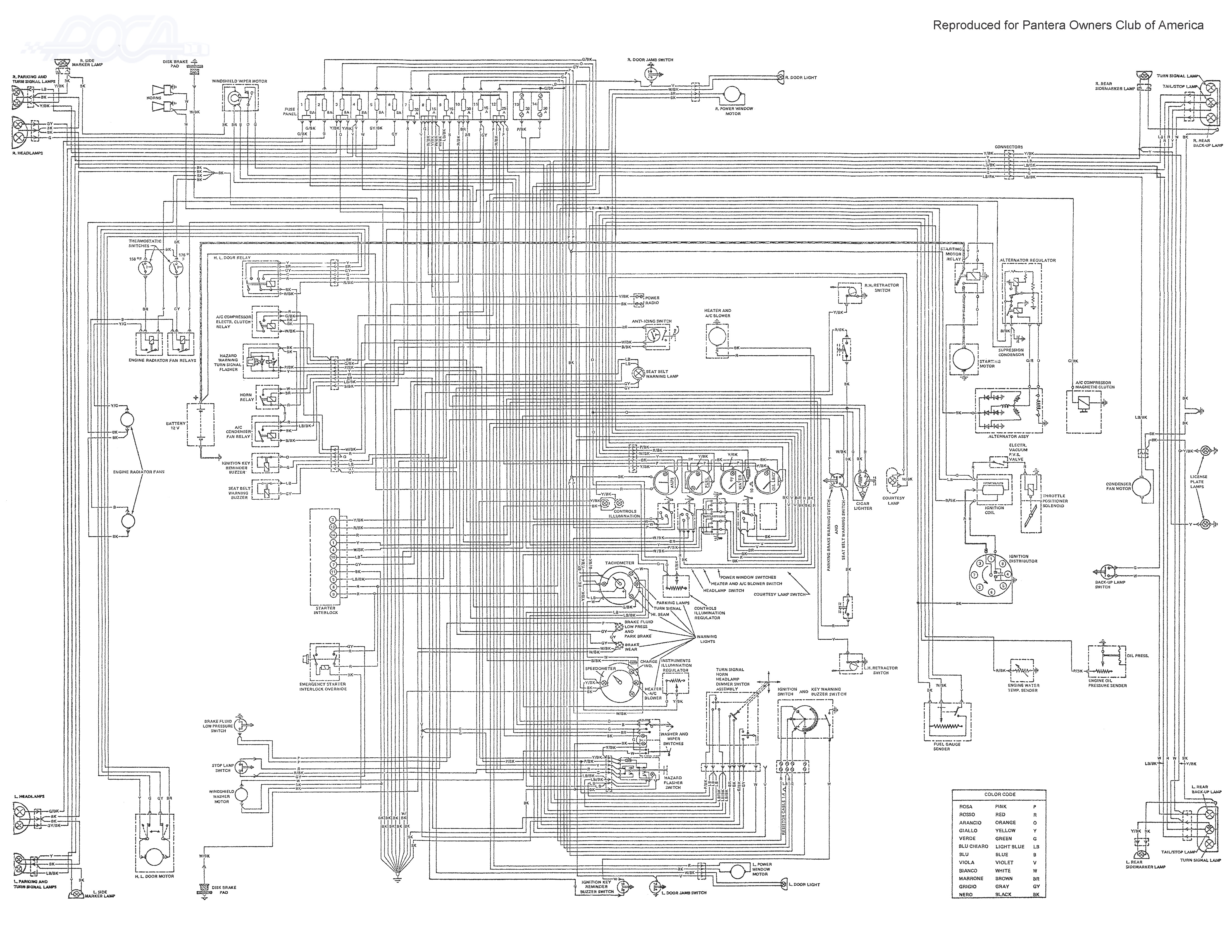 Schematic Pantera L Late Version kenworth t800 wiring schematic kenworth wiring diagrams collection  at soozxer.org