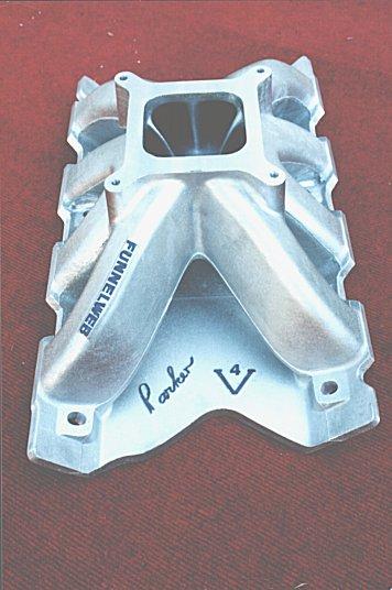 The 351 Cleveland Engine