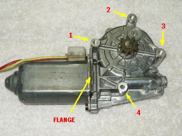 Window Motor At This Time You Will Want To Remove The 3