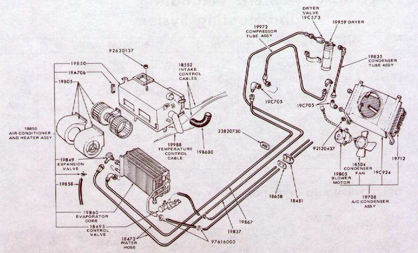 wiring diagram of car air conditioner gallery