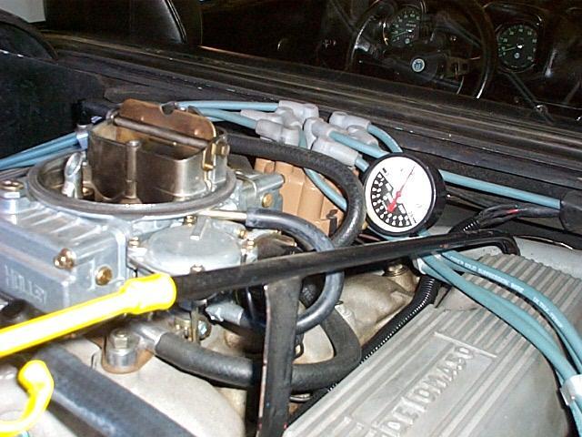 Power Brake Vacuum | The De Tomaso Forums
