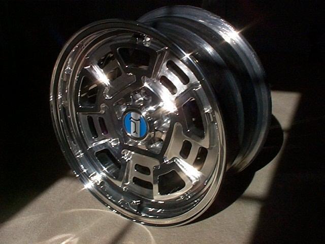 Pantera East Wheels