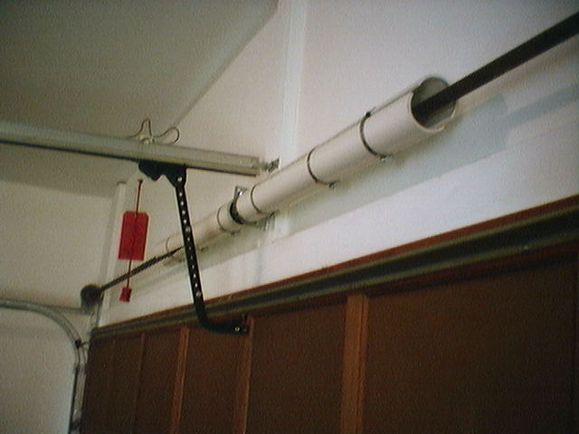 Protection From Roll Up Garage Door Spring Failure